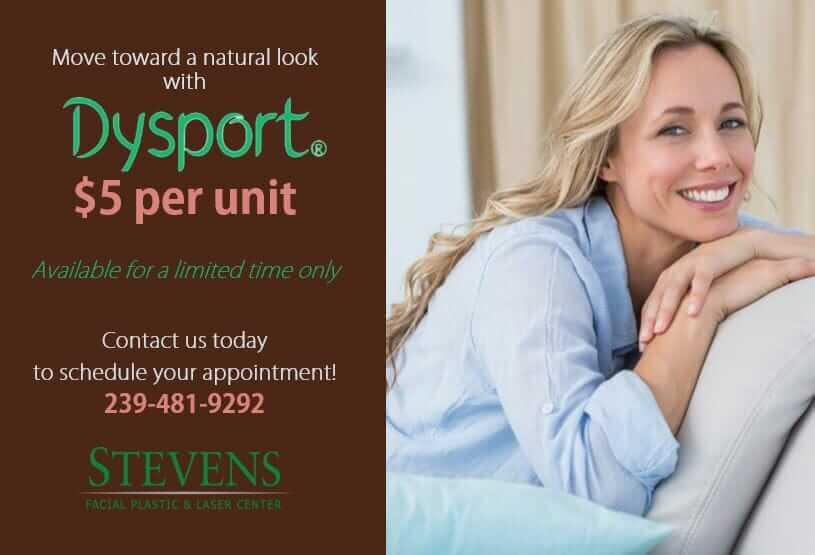 Dysport $5 per Special Fort Myers
