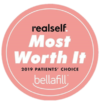 Bellafill Most Worth It - 2019 RealSelf Patients' Choice